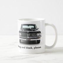 1963 Pontiac GTO Super Duty Coffee Mug