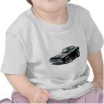1964-65 Cutlass Black Car T-shirts