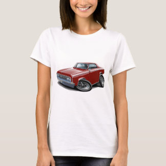 1964-65 Cutlass Maroon Car T-Shirt