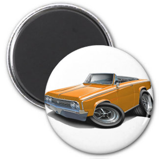 1964-65 Cutlass Orange Convertible Magnet
