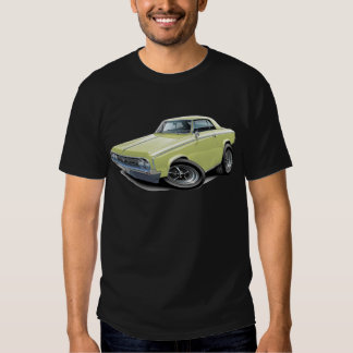1964-65 Cutlass Pale Yellow Car Tee Shirt