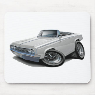 1964-65 Cutlass White Convertible Mouse Pad