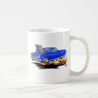 1964-65 El Camino Blue Truck Coffee Mug