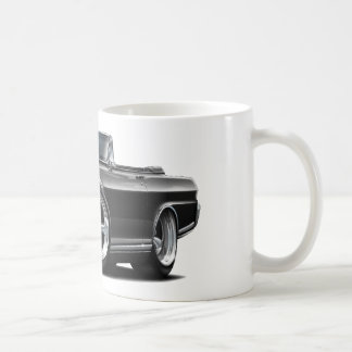 1964-65 Nova Black Convertible Classic White Coffee Mug