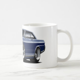 1964-65 Nova Dk Blue Car Coffee Mug