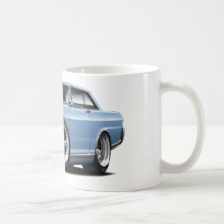1964-65 Nova Lt Blue Car Coffee Mug