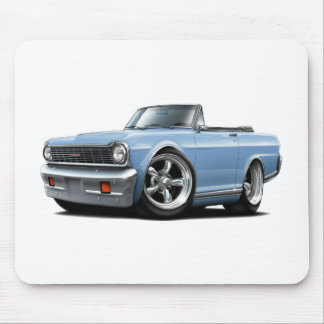 1964-65 Nova Lt Blue Convertible Mouse Pad