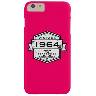1964 Aged To Perfection Barely There iPhone 6 Plus Case