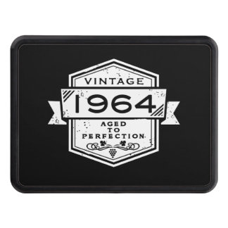 1964 Aged To Perfection Hitch Cover