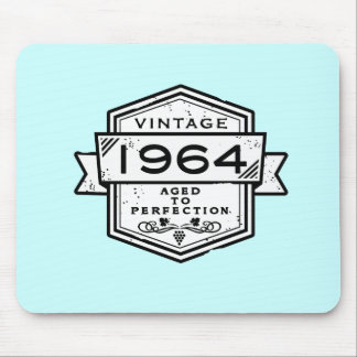 1964 Aged To Perfection Mousepads