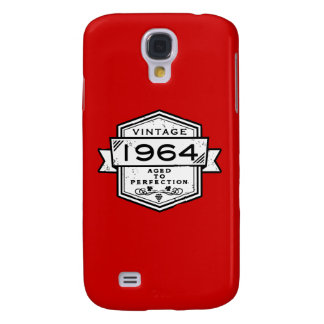 1964 Aged To Perfection Samsung Galaxy S4 Cover