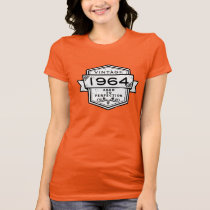 1964 Aged To Perfection Tshirt and Hoodie