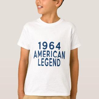 1964 American Legend Birthday Designs T-Shirt