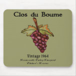 1964 Baby Boomer Birthday Gifts Mouse Pad