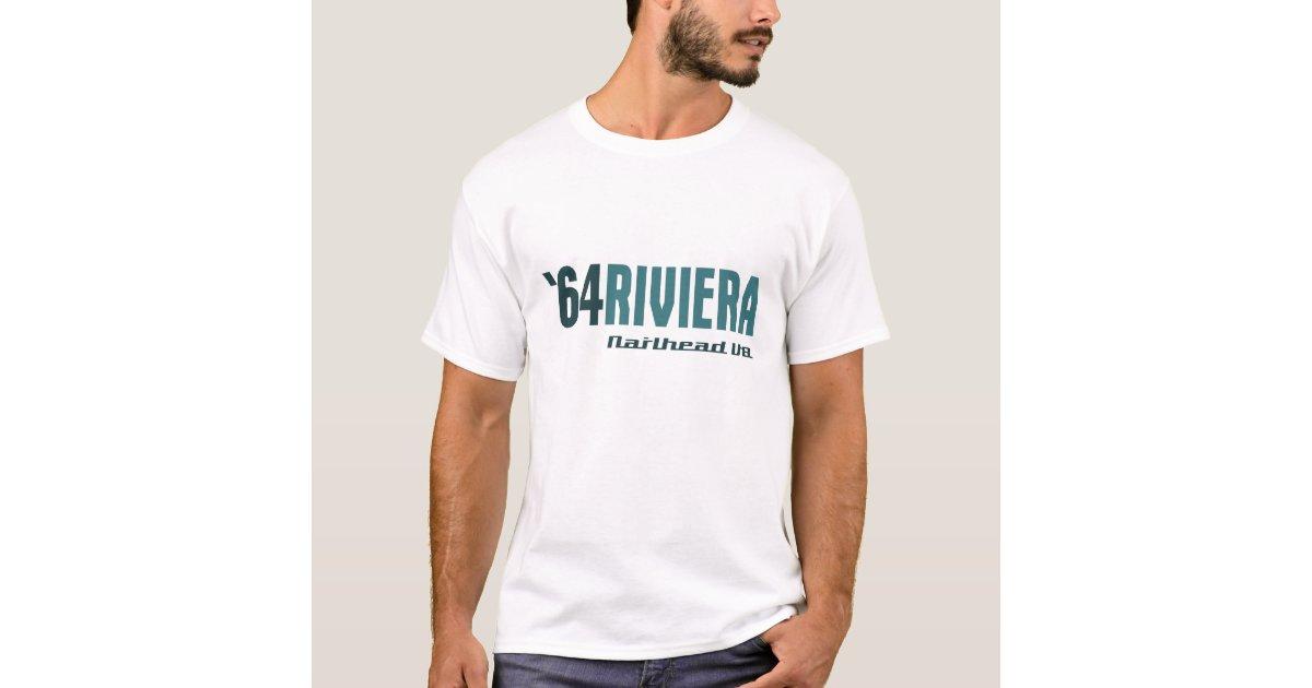 Buick Riviera T Shirt R A E D D Ace E E E Fe Dbb K Gr