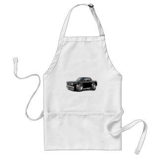 1964 Chevelle Black Car Adult Apron