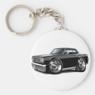 1964 Chevelle Black Car Keychains