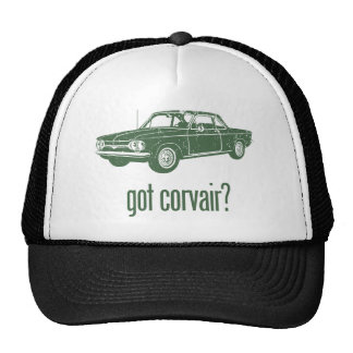 1964 Chevrolet Corvair Hats