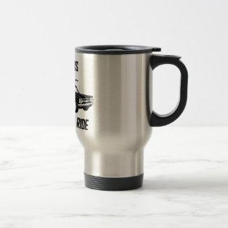 1964 Chevrolet Corvair Coffee Mug
