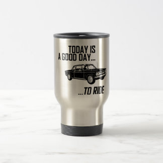 1964 Chevrolet Corvair Travel Mug