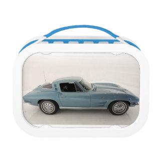 1964 Chevrolet Corvette Lunch Box at Zazzle