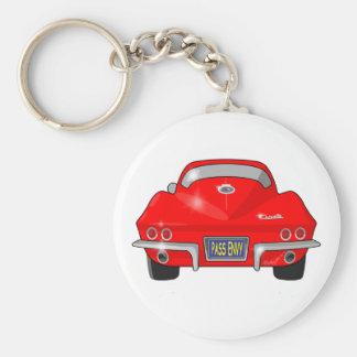 1964 Chevrolet Corvette Stingray Keychain