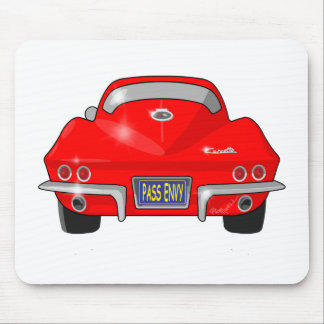 1964 Chevrolet Corvette Stingray Mouse Pad