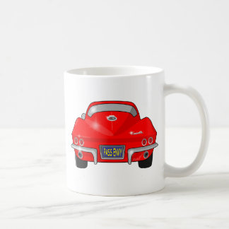 1964 Chevrolet Corvette Stingray Coffee Mug