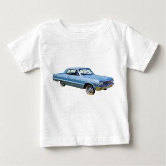 1964 Chevrolet Impala Antique Car Baby T-Shirt