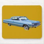 1964 Chevrolet Impala Antique Car Mousepad