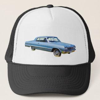 1964 Chevrolet Impala Antique Car Trucker Hat