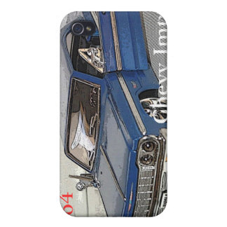 1964, Chevy Impala IPhone 4 hard shell case
