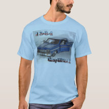 1964 Chevy IMPALA Mens' T-Shirt