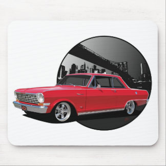 1964 Chevy Nova mouse pad