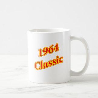 1964 Classic Red Mug