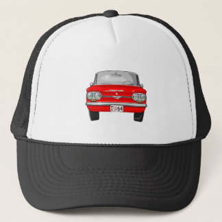 1964 Corvair Front View Trucker Hat