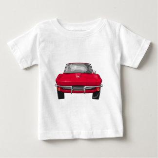 1964 Corvette Stingray Front Baby T-Shirt