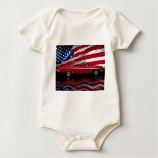 1964 Dodge Polara 500 Tribute Baby Bodysuit