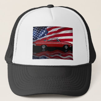 1964 Dodge Polara 500 Tribute Trucker Hat