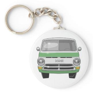 1964 Dodge Van Keychain