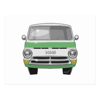 1964 Dodge Van Postales