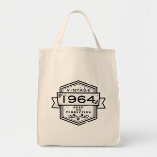 1964 envejecido a la perfección bolsa de mano