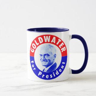 1964 Goldwater for President Mug