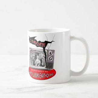 1964 Great Alaskan Earthquake Fireball XL5 Mug