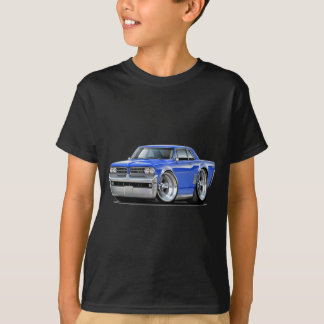 1964 GTO Blue Car T-Shirt