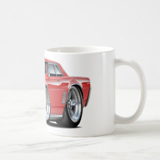 1964 GTO Red Car Coffee Mug