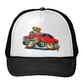1964 GTO Red Car Trucker Hat