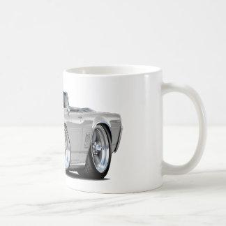 1964 GTO Silver Convertible Coffee Mug