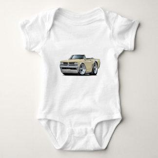 1964 GTO Tan Convertible Baby Bodysuit