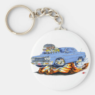 1964 Impala Light Blue Car Keychain